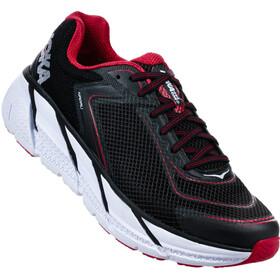 Hoka One One M's Napali Running Shoes Black/Racing Red